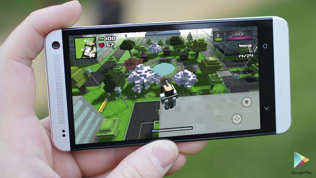 Block City Survival apk screenshot