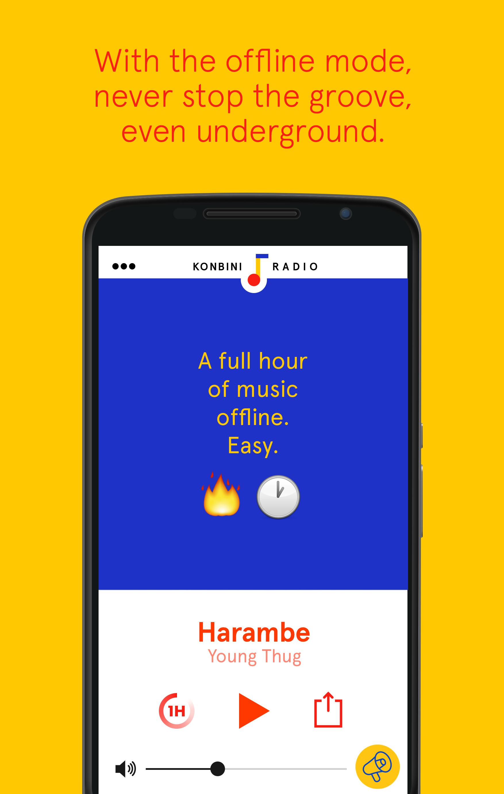 Konbini Radio for Android - APK Download