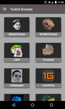 Twitch Emotes (BetterTTV) poster