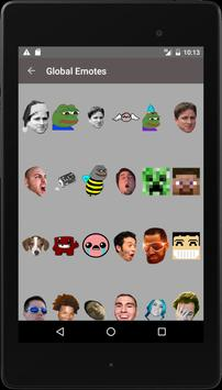 Twitch Emotes (BetterTTV) screenshot 11