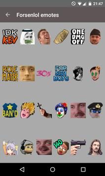 Twitch Emotes (BetterTTV) screenshot 2