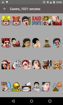 Twitch Emotes (BetterTTV) screenshot 4