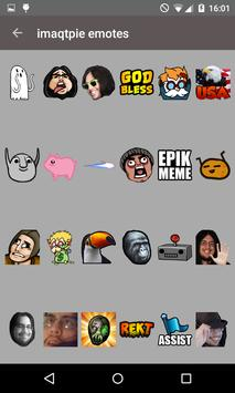 Twitch Emotes (BetterTTV) screenshot 5