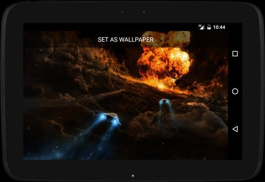 Sci-Fi Wallpapers apk screenshot
