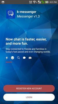 Koncoan Messenger screenshot 1