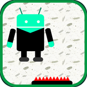 Debots crazy jump: a jump game icon