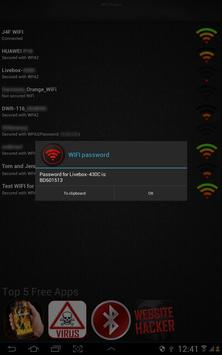 WIFI Hacker Professional (prank) screenshot 4