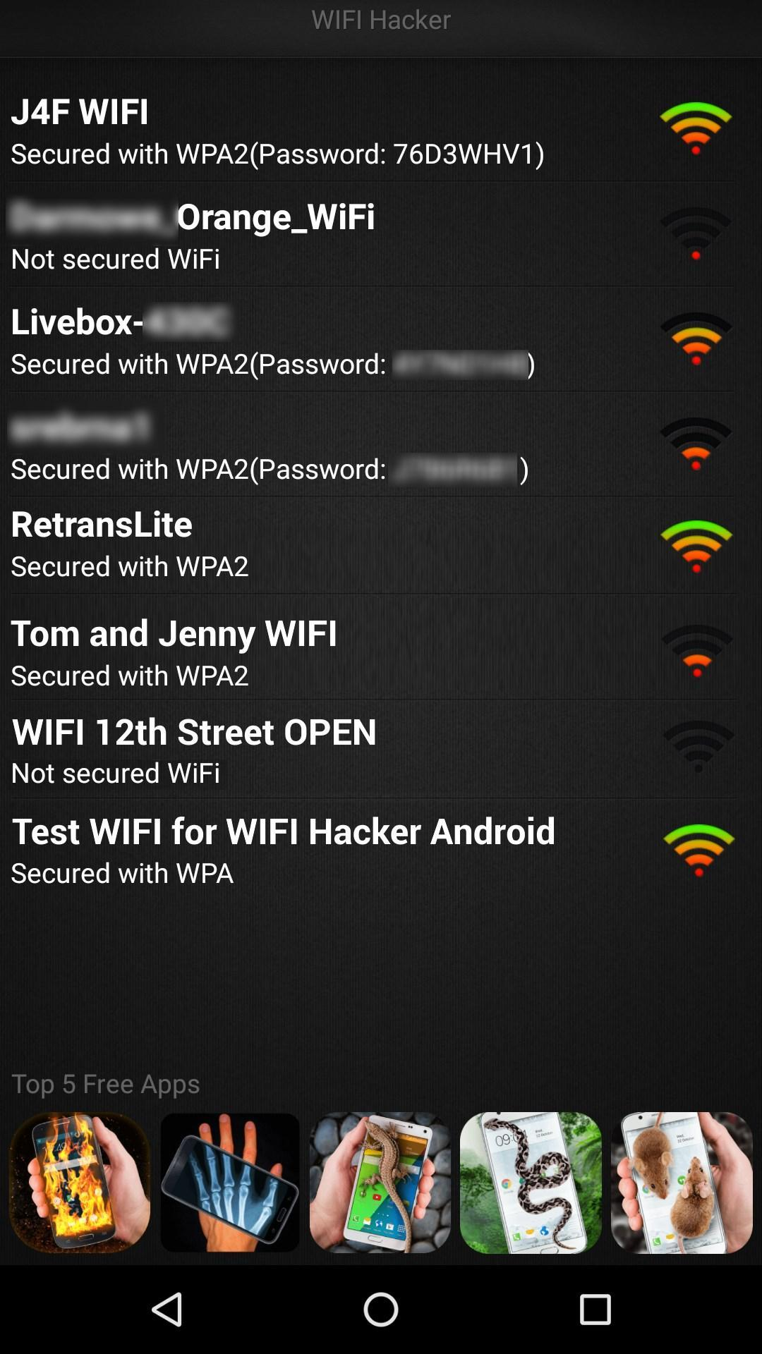 WIFI Hacker Professional (prank) for Android - APK Download