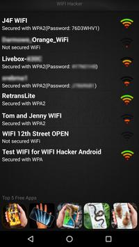 WIFI Hacker Professional (prank) poster