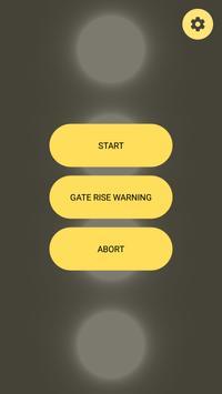 BMX Gate poster