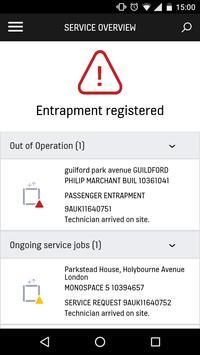 KONE Mobile screenshot 2