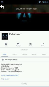 RADIO ALVEAR TORTUGUITAS screenshot 1