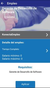 KonectaEmpleo screenshot 5