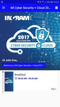 IM Cyber Security + Cloud 2017 apk screenshot