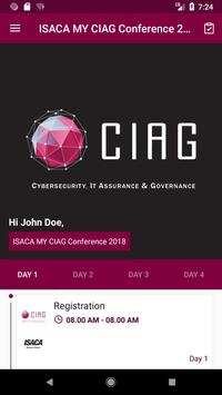 CIAG 2018 screenshot 1