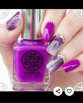 Маникюр и дизайн ногтей poster