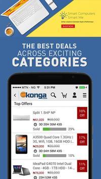 Konga Online Marketplace apk screenshot