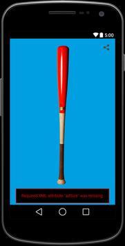 Baseball Bat apk screenshot