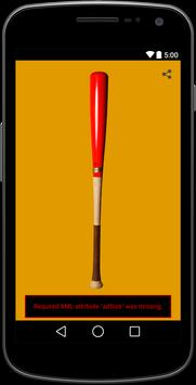 Baseball Game apk screenshot