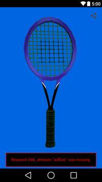 Tennis screenshot 1