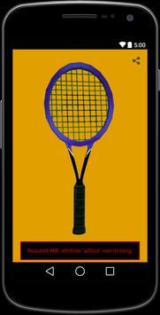 Tennis Game poster