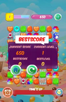 Candy Land Frenzy Deluxe 2015 apk screenshot