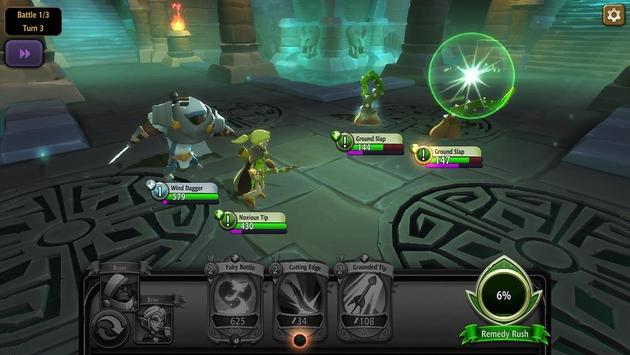 BattleHand apk screenshot