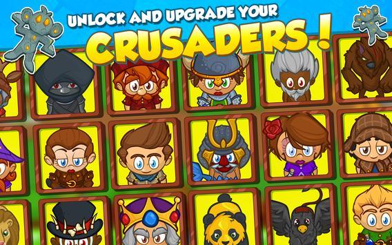 Crusaders of the Lost Idols apk screenshot