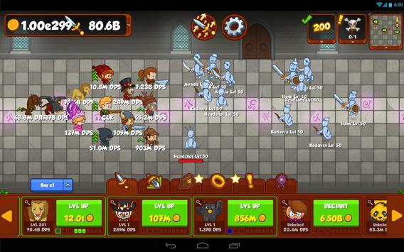 Crusaders of the Lost Idols screenshot 11