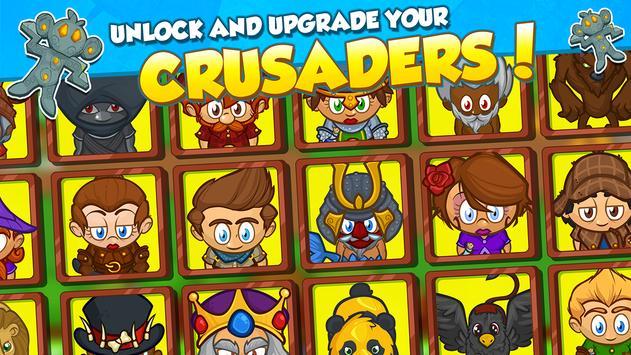 Crusaders of the Lost Idols screenshot 2