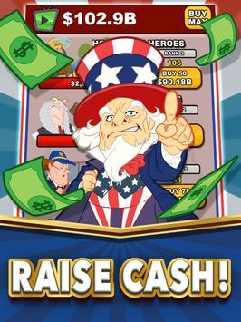 Pocket Politics: Idle Money apk screenshot