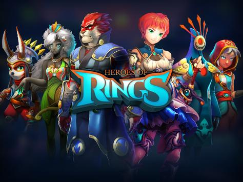 Heroes of Rings: Dragons War screenshot 10