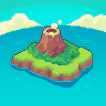 Tinker Island - Pixel Art Survival Adventure APK