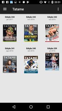 Tatame screenshot 1