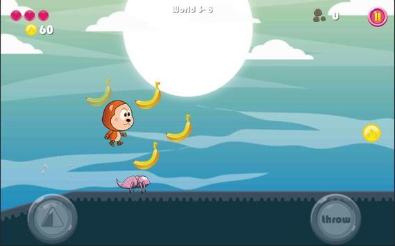 Kong Run Adventure screenshot 4