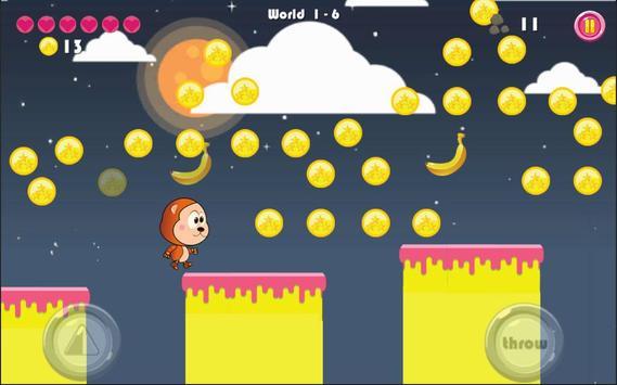 Kong Run Adventure screenshot 1