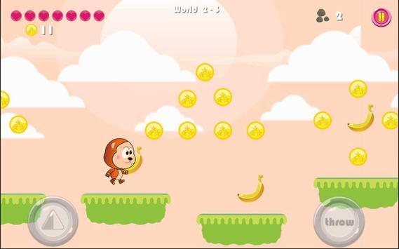 Kong Run Adventure apk screenshot