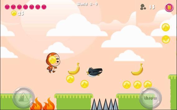 Kong Run Adventure screenshot 3