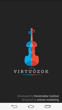 Virtuózok poster