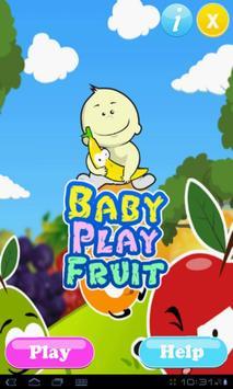Baby Play Fruit apk screenshot