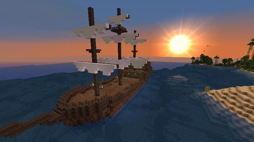 Пиратские приключения майнкрафт 1.7.2
