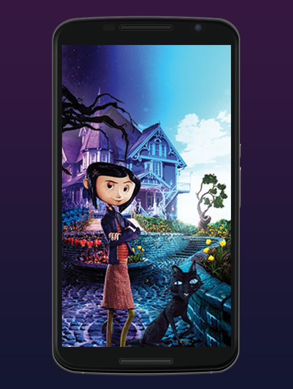 Coraline Wallpaper Hd Live For Android Apk Download