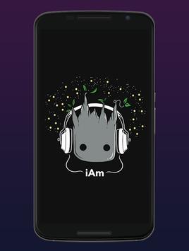 Cute Groot Wallpaper HD Live screenshot 5