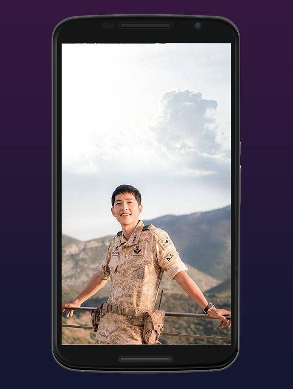 Descendants Of The Sun Wallpaper Hd Live For Android Apk