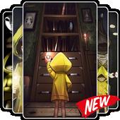 Fanart Little Nightmares Wallpaper HD Live icon