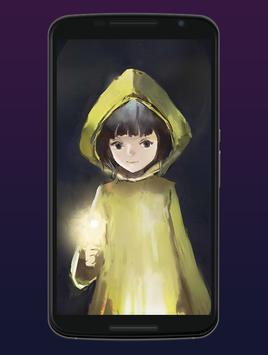 Fanart Little Nightmares Wallpaper HD Live screenshot 3