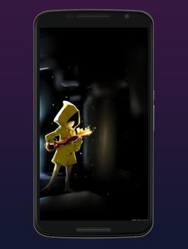Fanart Little Nightmares Wallpaper HD Live screenshot 1