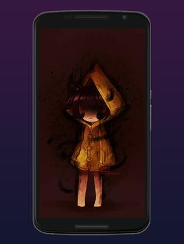 Fanart Little Nightmares Wallpaper HD Live screenshot 4