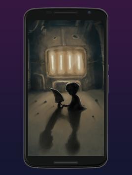 Fanart Little Nightmares Wallpaper HD Live screenshot 5