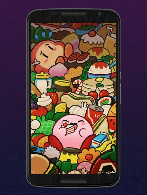Cute Kirby Wallpapers HD Live 3